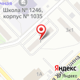 Автостоянка на ул. Николая Химушина, 1 ст2