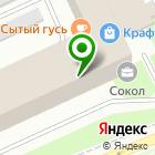 Местоположение компании РосМастерСтрой