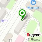 Местоположение компании Мортехник
