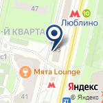 Компания Полк полиции по сопровождению поездов УВД на Московском метрополитене на карте