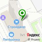 Местоположение компании Академики