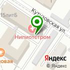 Местоположение компании Аватара