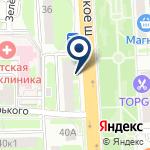 Компания Домодедовская детская школа искусств на карте