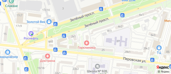 Анализы на станции метро Перово в Lab4U