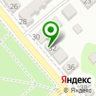 Местоположение компании Адвокатский кабинет Ковырзина С.Н.