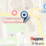 Компания Кафе фастфудной продукции на карте