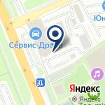 Компания Service Drive на карте