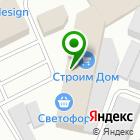 Местоположение компании ГРИЗЛИ-СВ