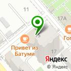 Местоположение компании Потемкин и Шавернев