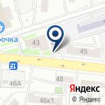 Компания ЗАГС района Перово на карте