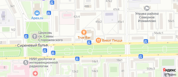 Анализы на станции метро Измайловская в Lab4U