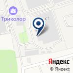 Компания ТРИКОЛОР на карте