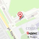 Строящееся административное здание по ул. Студенческий микрорайон, 19