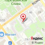 Строящееся административное здание по ул. Комсомольская, 42а