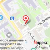Строящееся административное здание по ул. Ленина, 15а