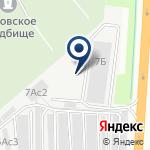 Компания Fora Solutions на карте