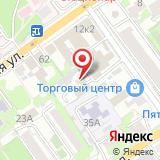 Строящееся административное здание по ул. Коммунистическая, 12 к8