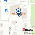 Компания Алатырь-Веб на карте