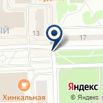 Компания Московское областное БТИ на карте