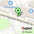 Местоположение компании Konvectora.com