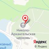 Храм Михаила Архангела в Никольско-Архангельском