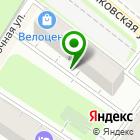 Местоположение компании Велоцентр
