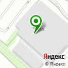 Местоположение компании Август