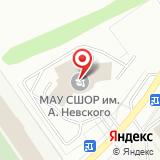 Дворец спорта им. Святого Александра Невского