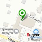 Местоположение компании Олеко