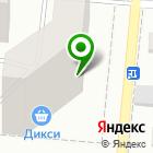 Местоположение компании Продуктовый магазин