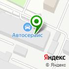 Местоположение компании Деколь