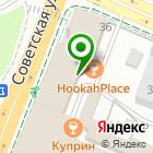Местоположение компании Глория СМЭЛ
