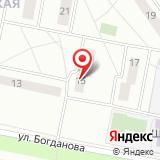 Автостоянка на ул. Богданова, 15а