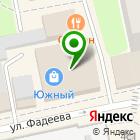 Местоположение компании МигКредит