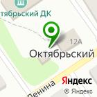 Местоположение компании Лазурный