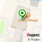 Местоположение компании Продснаб