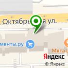 Местоположение компании Фаворит