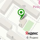 Местоположение компании Галина