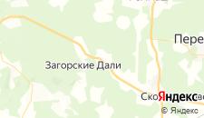 Гостиницы города Напольское на карте