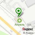 Местоположение компании Изомат ЮГ