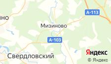 Гостиницы города Громково на карте