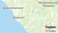 Гостиницы города Прасковеевка на карте