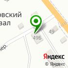 Местоположение компании Магазин промтоваров