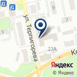 Компания EuroLine на карте