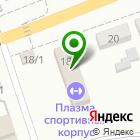 Местоположение компании Хозяюшка
