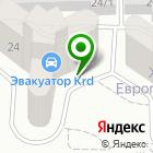 Местоположение компании Ориентир-Капитал