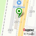 Местоположение компании Главпечьторг-Кубань