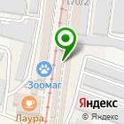 Местоположение компании Вышивпром