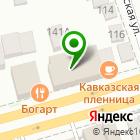 Местоположение компании Ю-Маст