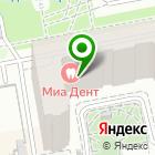 Местоположение компании СТУДИЯ БУХГАЛТЕРСКИХ УСЛУГ